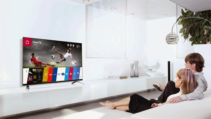 LG WebOS Smart TV televizori